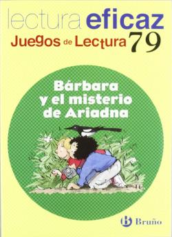 79.BARBARA Y MISTERIO DE ARIADNA.(JUEGO LECTURA)