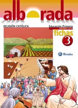 ANT/(G).(03).ALBORADA RELIXION 3O.(FICHAS) *EN GALEGO*
