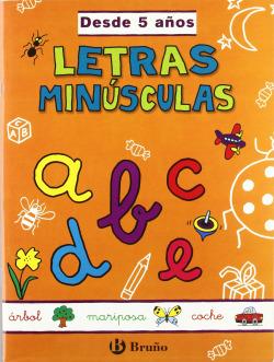 CUAD.LETRAS MINUSCULAS (DESDE 5 ANOS)/GRANDES CUADERNOS