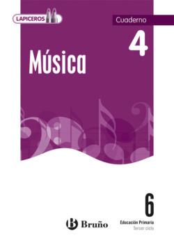 (08).LAPICEROS CUAD.MUSICA 4.(6º.PRIMARIA)