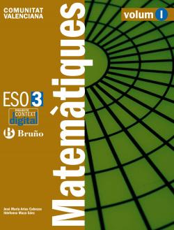 ContextDigital Matemàtiques 3 ESO Comunitat Valenciana