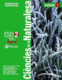 ContextDigital Ciències de la Naturalesa 2 ESO Comunitat Valenciana