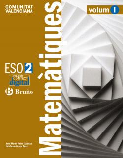ContextDigital Matemàtiques 2 ESO Comunitat Valenciana