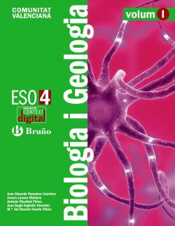 ContextDigital Biologia i Geologia 4 ESO Comunitat Valenciana