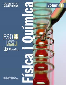 ContextDigital Física i Química 4 ESO Comunitat Valenciana