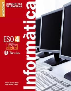 ContextDigital Informàtica 4 ESO Comunitat Valenciana