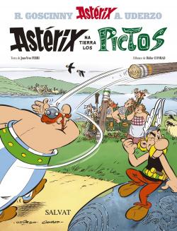 Astérix na tierra los pictos