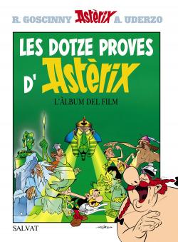 Les dotze proves d ' Astèrix