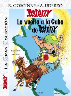 La vuelta a la Galia de Astérix. La Gran Colección