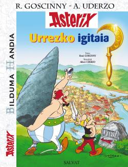 Asterix: Urrezko igitaia 02