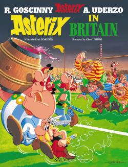 Asterix in Britain/Asterix en Bretaña