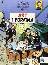 GIL PUPIL·LA. Art i Popaïna