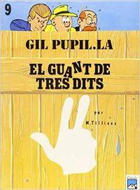 GIL PUPIL·LA. El guant de tres dits