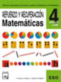 (05).REFUERZO MATEMAT.4ºESO (REFUERZO Y RECUPERACION)