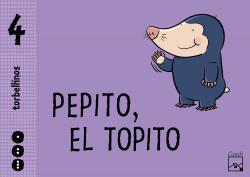 ^(10).PEPITO,EL TOPITO (CARPETA ANUAL) TORBELLINOS