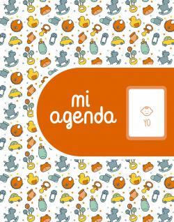 (13).MI AGENDA (TODOS AL NIDO) MATERNAL 1-2 AÑOS