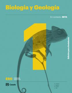 Biología y Geología 1 ESO Beta. Edición para Andalucía