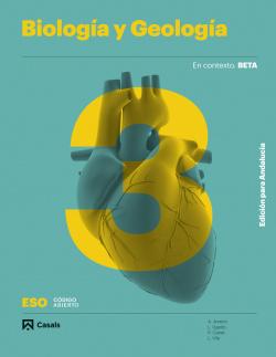 Biología y Geología 3 ESO Beta. Edición para Andalucía