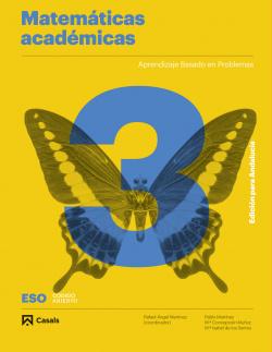 Matemáticas académicas 3 ESO 2020 Andalucía