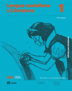 Lengua castellana y Literatura. Por tareas 1 ESO Edición para Andalucía