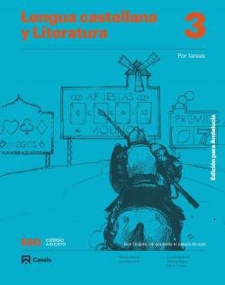 Lengua castellana y Literatura 3 ESO 2020 Por tareas Andalucía