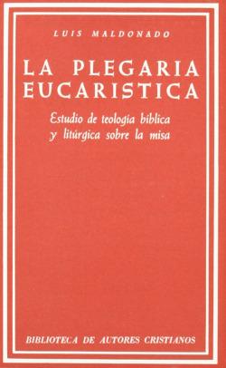 La plegaria eucarística