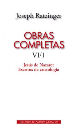 JOSEPH, RATZINGER. OBRAS COMPLETAS VI/1