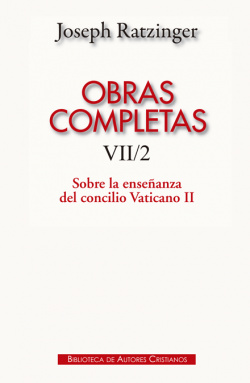 OBRAS COMPLETAS RATZINGER VII/2