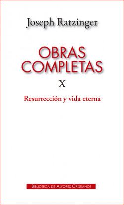 OBRAS COMPLETAS X RATZINGER