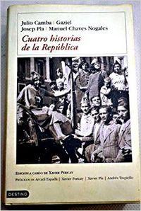 Cuatro historias de la República