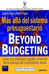 Más allá del sistema presupuestario