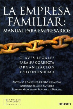 Empresa familiar. Manual para empresarios