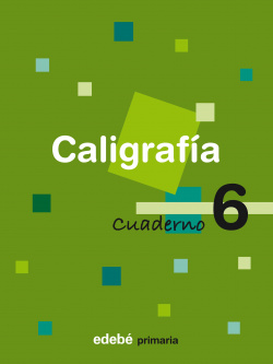 (08).CUADERNO CALIGRAFIA 6-2º.PRIMARIA