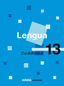 ANT/(09).CUADERNO LENGUA 13-5º.PRIM.(EN RUTA)