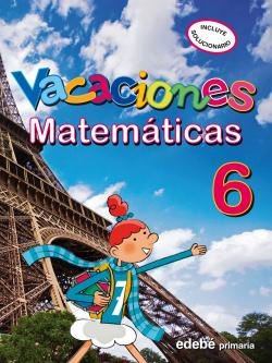 Vacaciones matematicas 6