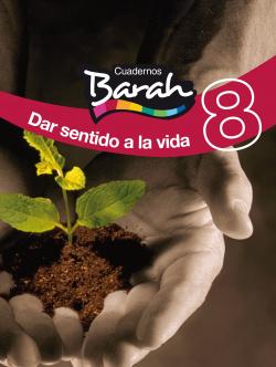 CUAD.BARAH 8.DAR SENTIDO A VIDA (ESO) (RELIGION)