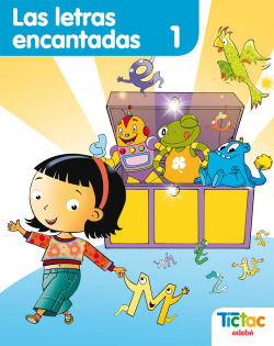 ^(10).TIC-TAC 1.LETRAS ENCANTADAS.(LECTURA INFANTIL)