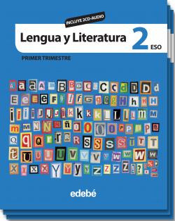 ANT/(12).LENGUA LITERATURA 2º.ESO (+2CD)