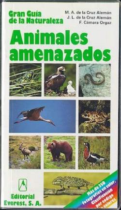Animales amenazados