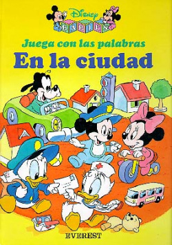 Disney Babies en la ciudad