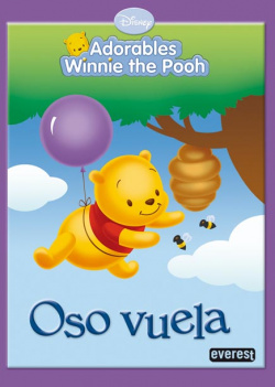 Adorables winnie the pooh. oso vuela