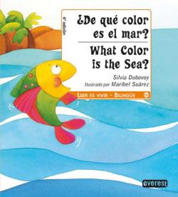 ¿De qué color es el mar? / What colour is the Sea?