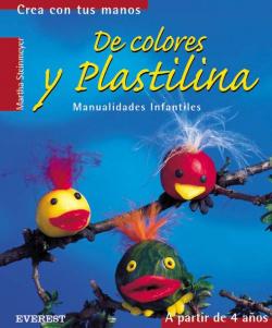 De colores y plastilina