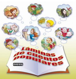 Láminas de cuentos populares