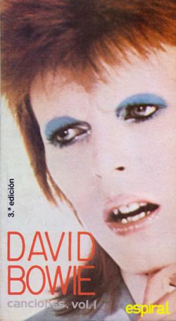 Canciones de David Bowie