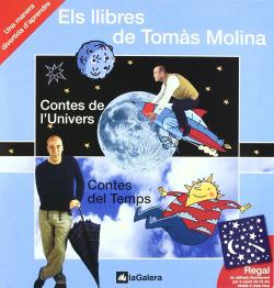 Pack Molina (Contes del temps / Contes de l'Univers)