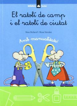 El ratolí de camp i el ratolí de ciutat