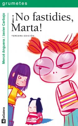 íNo Fastidies, Marta! -Antibarbi Gr