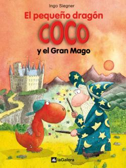 4. El pequeño dragón Coco y el Gran Mago