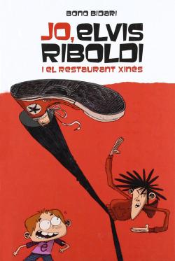Jo, Elvis Riboldi, i el restaurant xinès